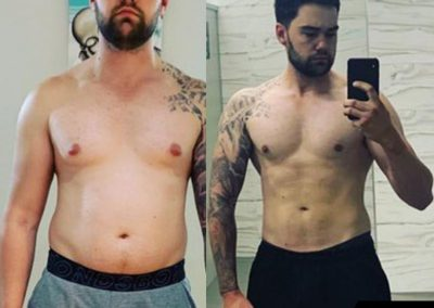 Steve | Build Muscles Results