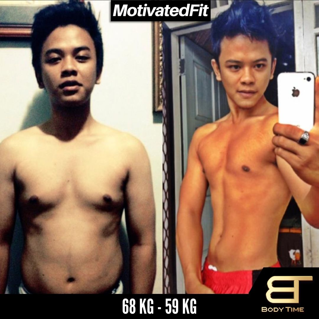 Sujan Weight Loss Results Body Time EMS Fitness