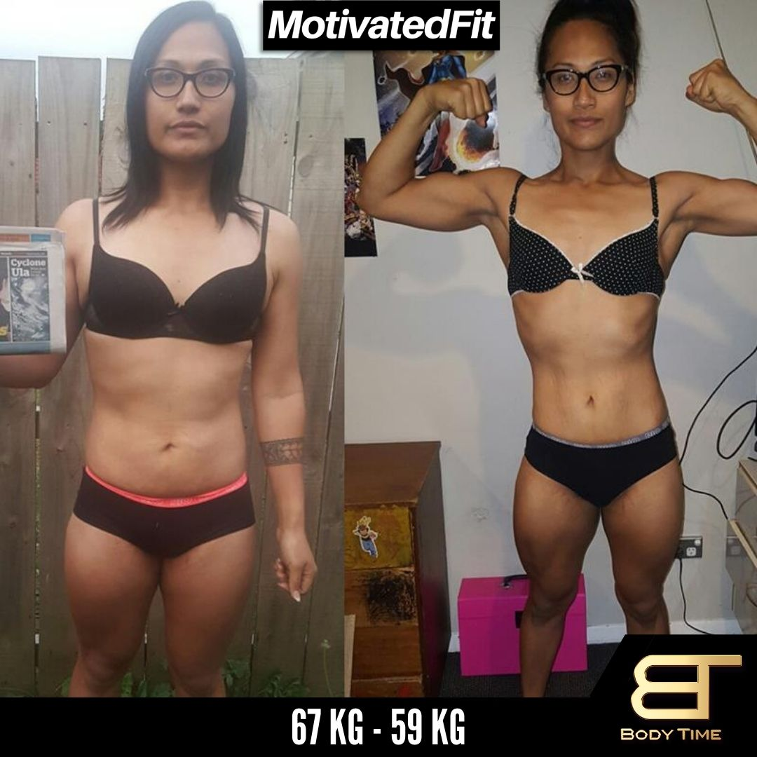 Susan Weight Loss Results Body Time EMS Fitness